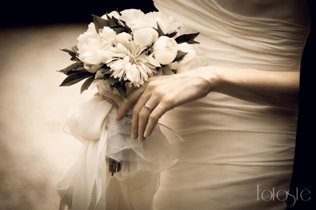 particolare sposa padova